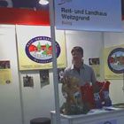 Messestand - Hippologica 2005
